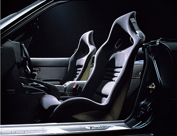 Recaro RS-Limited Sitze